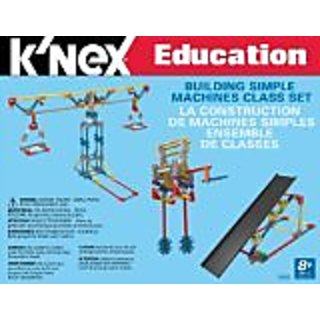 KNEX Education Building Simple Machines Set