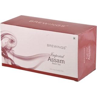 Brewings Assam CTC tea