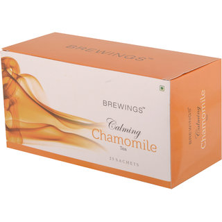 Brewings Chamomile Green Tea