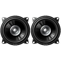 Sound Boss 4 Dual Performance Auditor 200W MAX B1015 Coaxial Car Speaker(200 W)