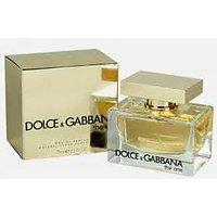 Dolce & Gabbana The One 75Ml (L) - EDP  - For WOMEN - 75 ML