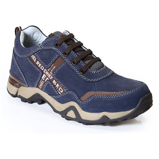 Red Chief Rust Men Outdoor Casual Leather Shoes (RC1356R 022)
