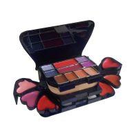 Make Up Kit From Venus Make Up Kit-8eye Shadow ,1powder,8lip Colour ,2 Blusher In This Make Up Box