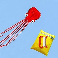 Caloics Kite-Beautiful Large Easy Flyer Kite For Kids - Software Octopus-One Of The Best Selling Toys For Outdoor Games