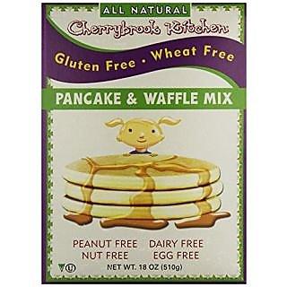 Cherrybrook Kitchen - Gluten Free Dreams Pancake & Waffle Mix - 18 oz.