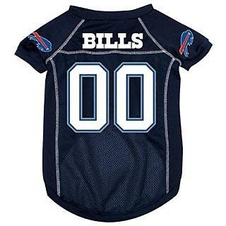 Hunter MFG Buffalo Bills Dog Jersey, Large
