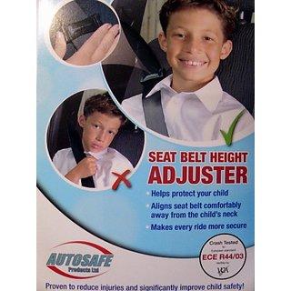 AutoSafe - Seat Belt Height Adjuster