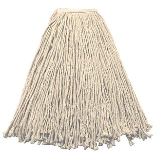 Wilen A401120, Stinger Cotton 4-Ply Cut-End Mop, 20-Ounce, 1.25
