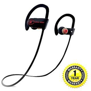 Bluetooth Headphones, Joyful Heart (JH-800), Wireless earphones with Mic, IPX7 100% Sweat and Waterproof, Best for Sport