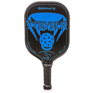 Onix Graphite Stryker Pickleball Paddle, Blue