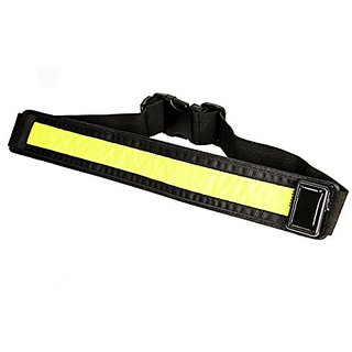 LED Rechargeable Reflective Running Belt - Reflective Running Gear that  Outperforms a Safety Vest or Hi Vis Jacket - Inc c7abec3a4
