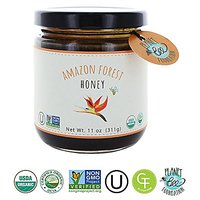 Greenbow Amazon Forest Honey 11oz (311g) 100% USDA Organic And Non-GMO