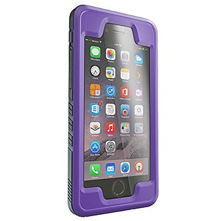 TAMO Waterproof Case for iPhone 6 Plus/6s Plus - Purple
