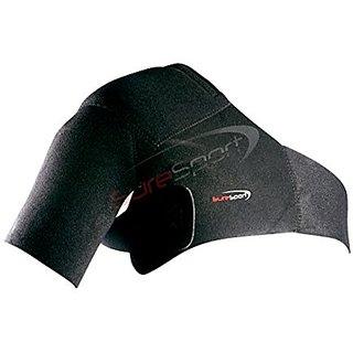 SureSport Shoulder Brace - Support, Stabalizer - Adjustable - Fits Left & Right (XLarge)
