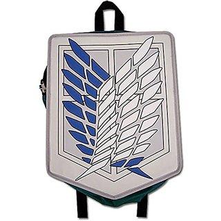 Backpack - Attack on Titan - New Scouting Legion Emblem Bag ge11214
