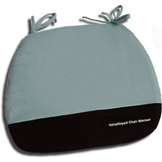ValueRaysChair Warmer, USB Heated Warm Chair Pad, Infrared Heat Chair Pad, Warm Office Chair Pad