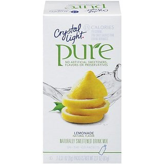 Crystal Light - Pure Lemonade On The Go