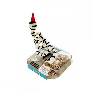 Kole KI-OD936 Spring Snake Cat Toy, One Size