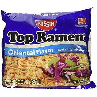 Top Ramen Noodles Oriental 3 oz. (12-Pack)