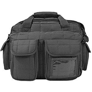 Explorer Range Gear Bag - Black