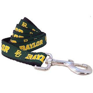 NCAA Baylor Bears Collegiate Dog Leash (Large)
