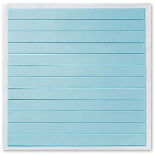 DecoPac Fondant DecoShapes Strips, Pastel Blue, 0.56 Pound