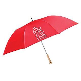 MLB St. Louis Cardinals Bat Handle Umbrella, 48