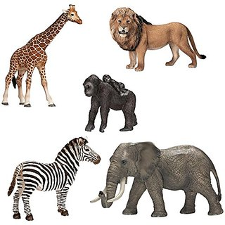 Schleich World of Nature African Animals Series 4