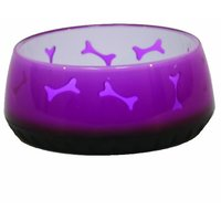 Comfort Pet Products Awesome Food And Water Bowl, Small, Pink