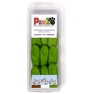 PAWZ dog boots (12 pcs.) TINY (japan import)