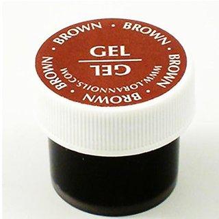 Lorann Oils Gel Food Coloring, 1/2-Ounce, Brown