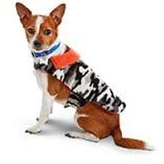 Good2Go Camo Print Cozy Coat Dog Jacket, Medium/Large