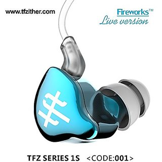 The Fragrant Zither (TFZ) Series 1S Dual Air Chamber Hifi Earphones 001