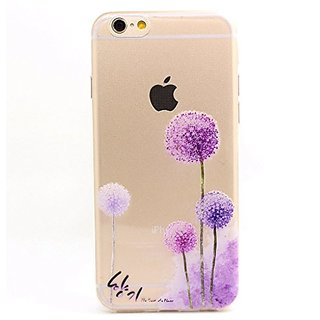 iPhone 6 Case, iPhone 6s Case, JAHOLAN Amusing Whimsical Designs Clear TPU Soft Case Rubber Silicone Skin Cover for Norm