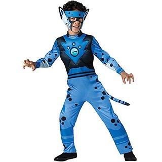 InCharacter Costumes Cheetah - Blue Costume, One Color, 6