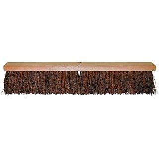 Magnolia Brush 1430-SL Economy Garage Brush , Prime Stiff Palmyra Fiber Bristles, 4