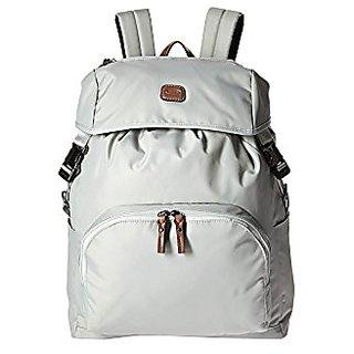 Brics X-Bag Excursion Multipurpose Backpack, Pearl Grey