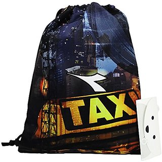 Diadora Taxi Drawstring Backpack