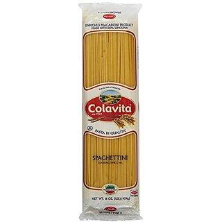 Colavita Pasta, Spaghettini, 16 Ounce (Pack of 20)