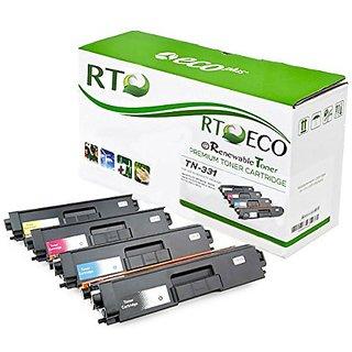 Renewable Toner TN-331 Brother TN331 Laser Toner Set CMYK for HL-L8250 L8350 MFC-L8600 L8850