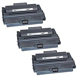 LD Compatible Set of 3 Toner Replacements for the Dell 2335dn 330-2209 (NX994) High Yield Black Toner Cartridge...