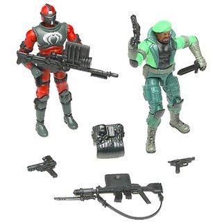 Sgt. Stalker vs Neo-Viper Commander