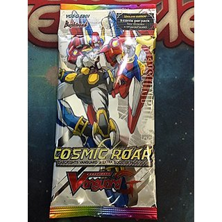 Cardfight!! Vanguard G Extra Booster 01: Cosmic Roar Booster Pack