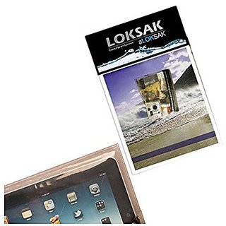 LOKSAK aLOKSAK Tablet Drybag 8 x 11 inch, 2-Pack (aLOKD2-8x11)