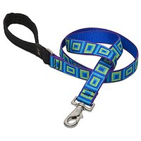 Lupine 1-Inch Sea Glass Dog Lead For Medium And Large Dogs, 6-Feet