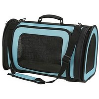 Petote Kelle 12-Pound Pet Carrier Bag, Small, Turquoise Blue