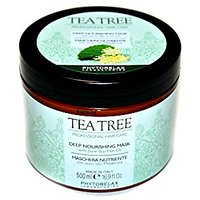 Phytorelax Tea Tree Deep Nourishing Mask With Pure Tea Tree Oil 16.9 Fl Oz