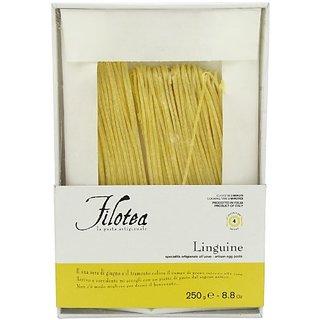 Filotea Egg Pasta, Linguine, 8.8 Ounce