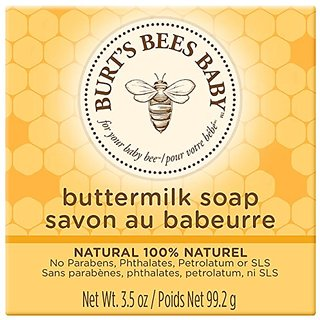 Burts Bees Baby 100% Natural Soap, 3. 5 Ounces (Pack Of 6) (Packaging May Vary)