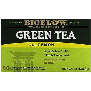 Bigelow Green Tea w/ Lemon Tea Bags - 20 ct